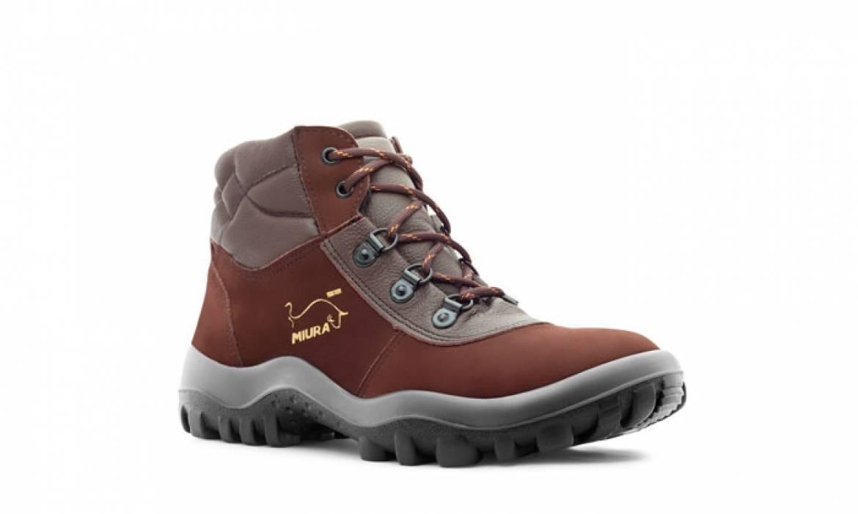 51160925b1 Bota de segurança masculina Bota de segurança com bico de aço Sapato de  segurança